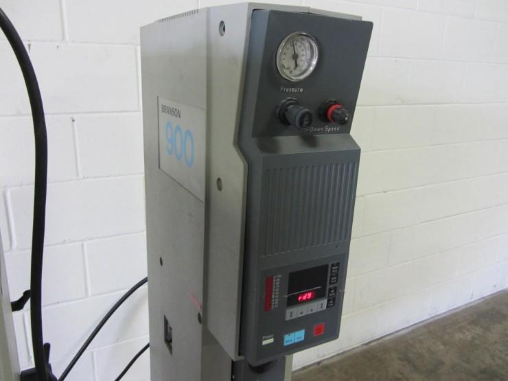 branson 910iw ultrasonic welder 20 khz s n ye30084c plastic rh plasticwelding net branson 910 iw ultrasonic welder manual