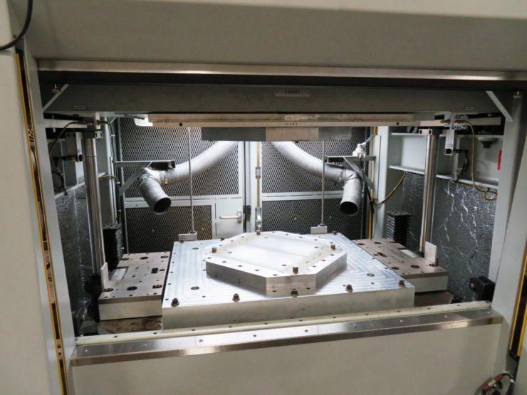 Branson M624H H2 vibration welder, s/n - 08R678187-1